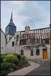 photo La maison et l'église
