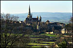 photo Autun et sa cathédrale