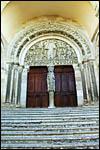 photo Le tympan de la Cathédrale