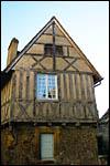 photo Maison à colombages à Autun