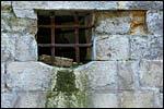 photo Les barreaux aux fenêtres