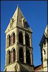 photo Le clocher du narthex