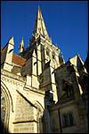 photo La flèche de la Cathédrale