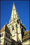 photo La cathédrale romane d'Autun