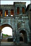 photo Porte Saint André à Autun