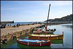 photo Bateaux de peche à Collioure