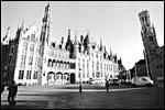 photo Bruges - l'hôtel de ville