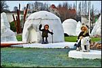 photo Le campement esquimau