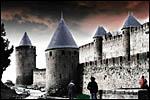 photo Ciel de Carcassonne