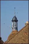 photo Un clocher à Beaune