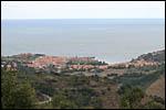 photo Vue générale de Collioure