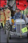 photo Le conducteur de tracteur