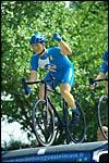 photo Le coureur BouyguesTelecom