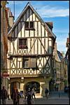 photo Maison à colombages à Dijon
