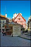 photo Dijon - Le Carrousel 1900