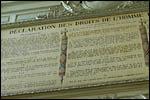photo La déclaration des droits de l'homme