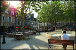 photo Dijon - Place Emile Zola