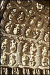 photo Sculptures du portail de L'église Saint-Michel
