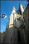photo L'imposante église Notre-Dame de Dijon