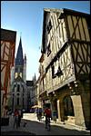 photo Notre Dame depuis la rue Jeannin