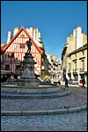photo Dijon - Place Rude