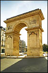 photo Dijon : Porte Darcy