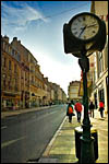 photo Horloge rue de la Liberté