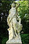 photo Statue du Jardin Darcy