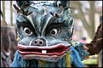 photo Le dragon chinois