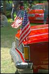 photo Les drapeaux américains