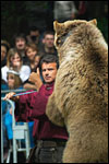 photo Le dresseur d'ours