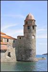 photo L'ancien phare médiéval de Collioure