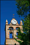 photo Horloge de Castelnou