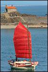photo La jonque rouge