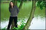 photo Au bord de l'étang
