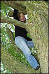 photo Climbing Girl
