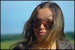 photo Kiluna les cheveux au vent
