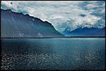 photo Le lac Leman à Montreux