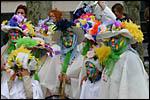 photo Les masques de carnaval