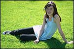 photo Repos sur l'herbe