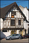 photo Une maison à colombages à Beaune