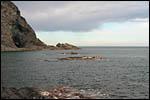 photo La mer avant la tempête
