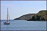 photo La mer à Collioure