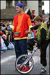 photo Le jongleur et l'acrobate