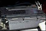 photo Le V8 Chevrolet