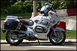 photo La moto des CRS