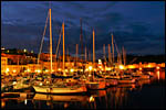photo Port de nuit
