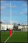 photo Les poteaux de rugby