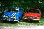 photo Renault Floride  et Caravelle