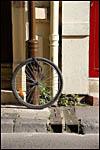 photo La roue du vélo